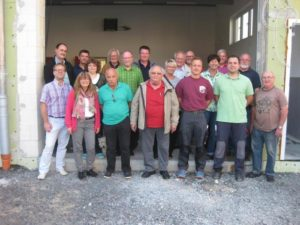 Die SPD-Fraktion war zu Gast in Unter-Schmitten.